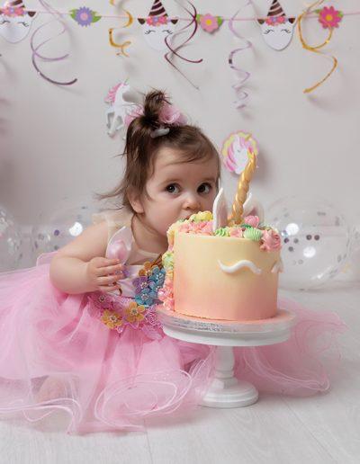 Cake Smash Milton Keynes