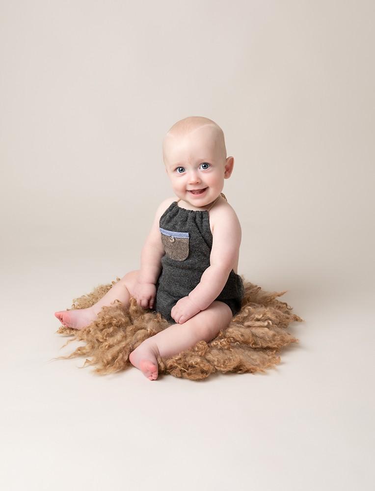 Baby Photographer Bedford baby boy