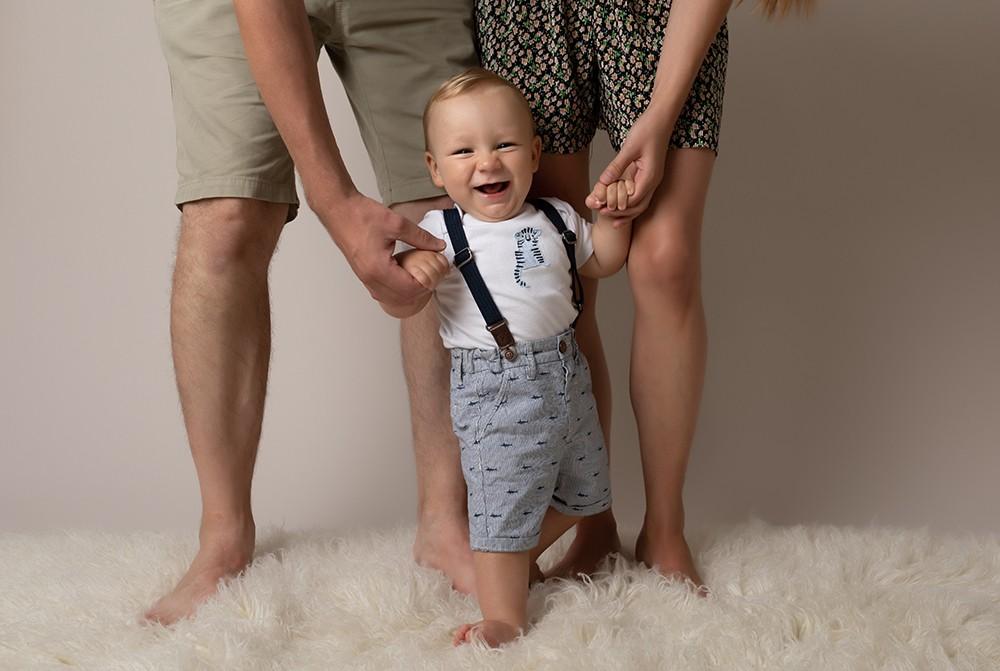 Cake Smash Milton Keynes baby boy first birthday photoshoot