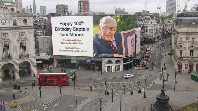 Captain Tom Moore – A Bedfordshire Legend