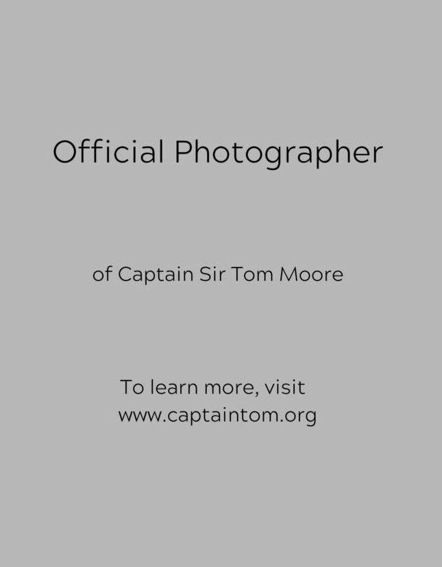 Captain Tom's Official Photographer